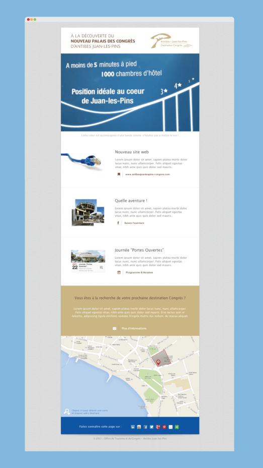 Page web Découverte complète