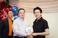 Chiang Quan and Alex