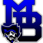 MBHS Pirate Combo Logo