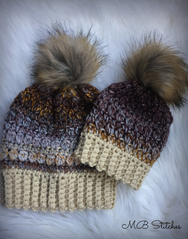 What could be cuter than a matching mom and baby set  I LOVE this Chameleon  hat set and can t wait to gift it to a friend with a new baby. 43210ef51df