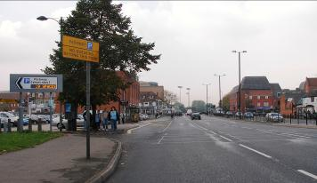 Parkway, Chelmsford