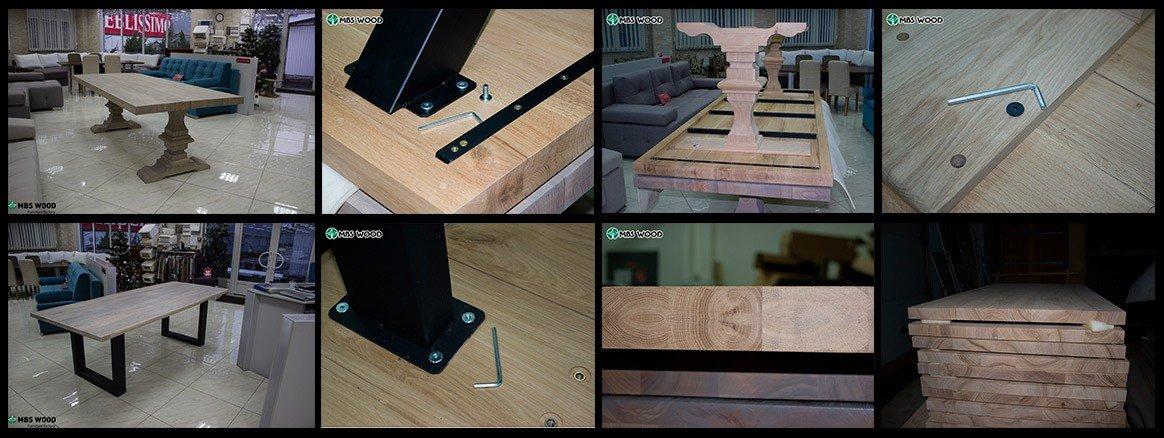 Fabrique de meubles MBS Wood