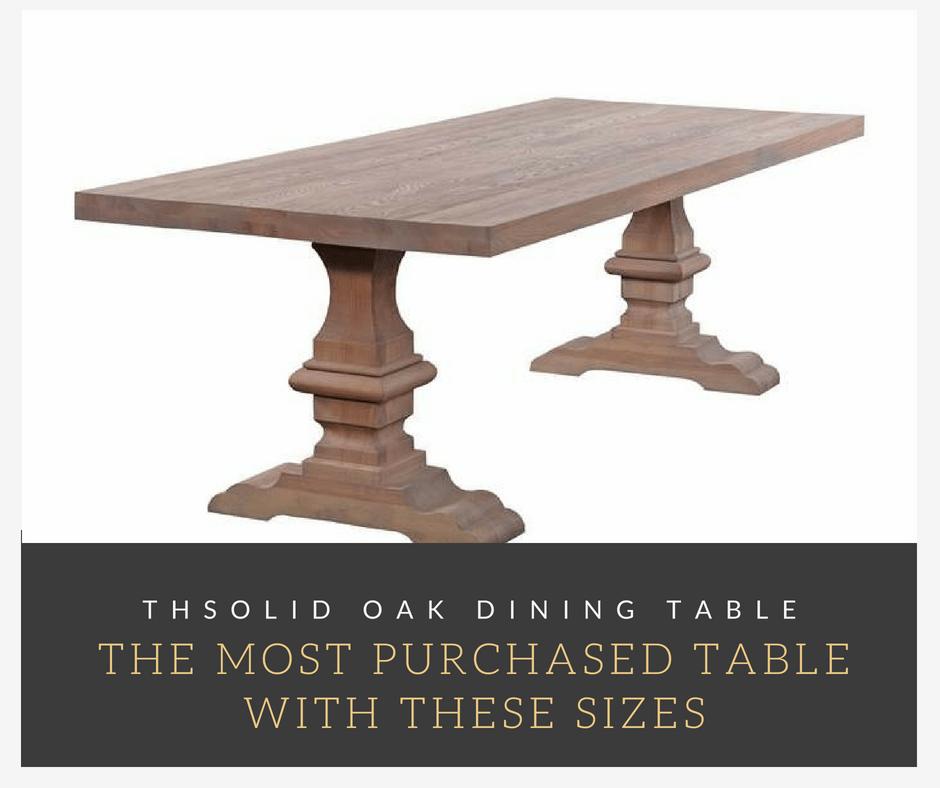 Den mest populære træ-tabel