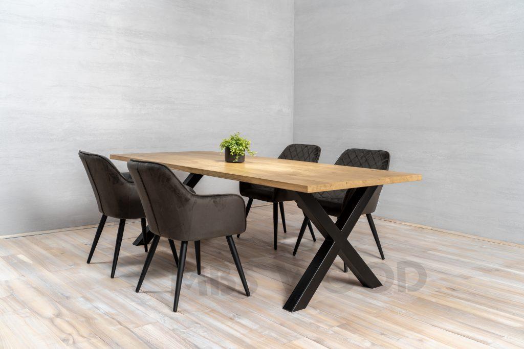 foto oak table table