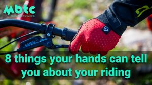 8 things your hands can tell you about your riding
