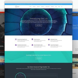 Web Design Single Page