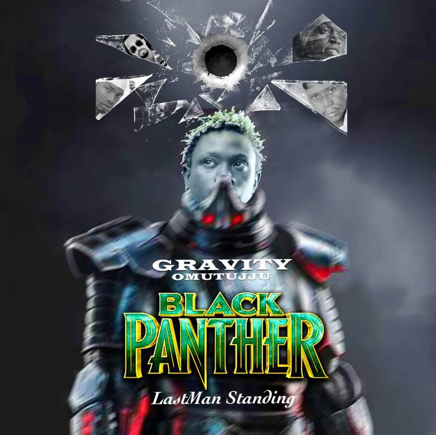 Gravity Omutujju Hits Back At GNL Zamba In 'Black Panther'