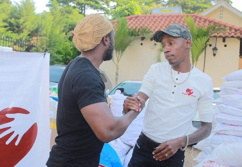 King Michael: I'm The One Who Took Bebe Cool To Bryan White Begging For Money, And He Gave Him Shs 35M. 6