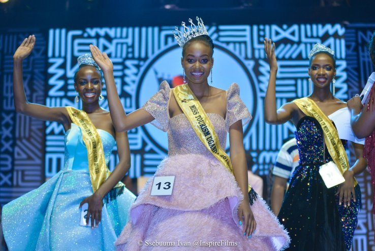 Busoga's Beauty Phiona Kyeru Is Miss Tourism Uganda 2019. 3