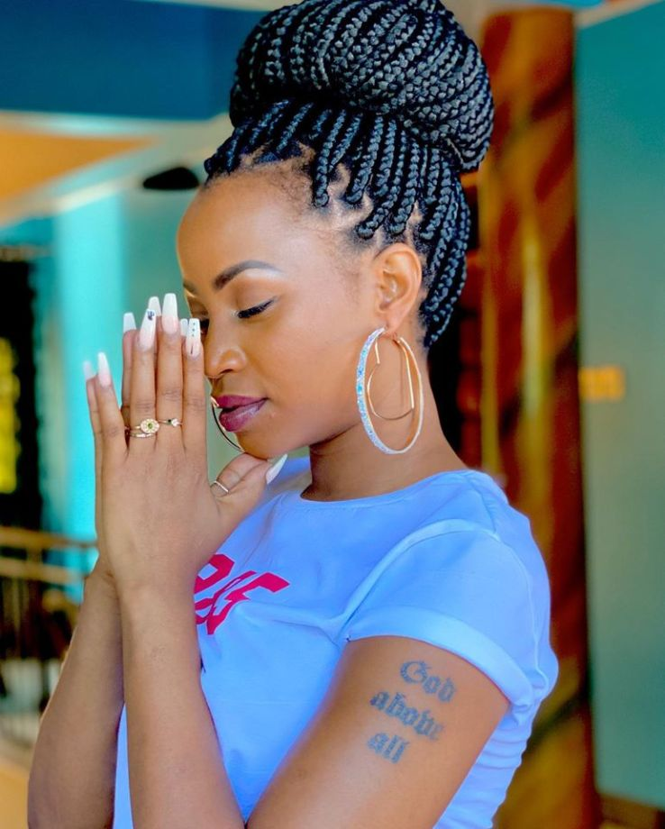 Sheebah set to stop doing Secular music