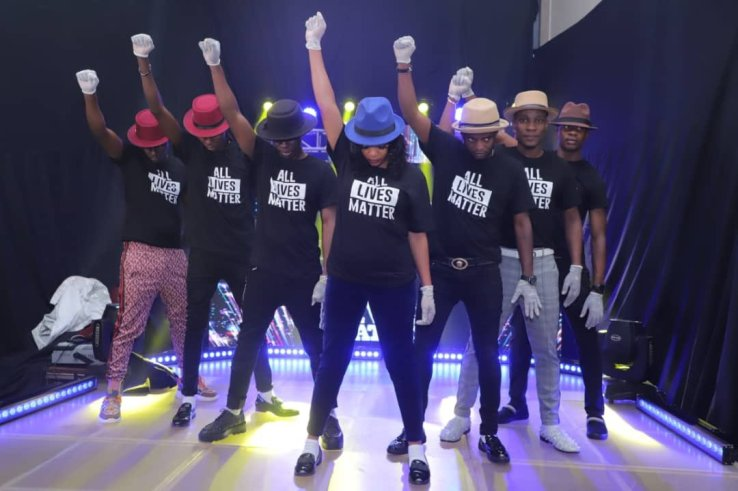 NBS TV apologizes for using 'All Lives Matter' theme on late night ...