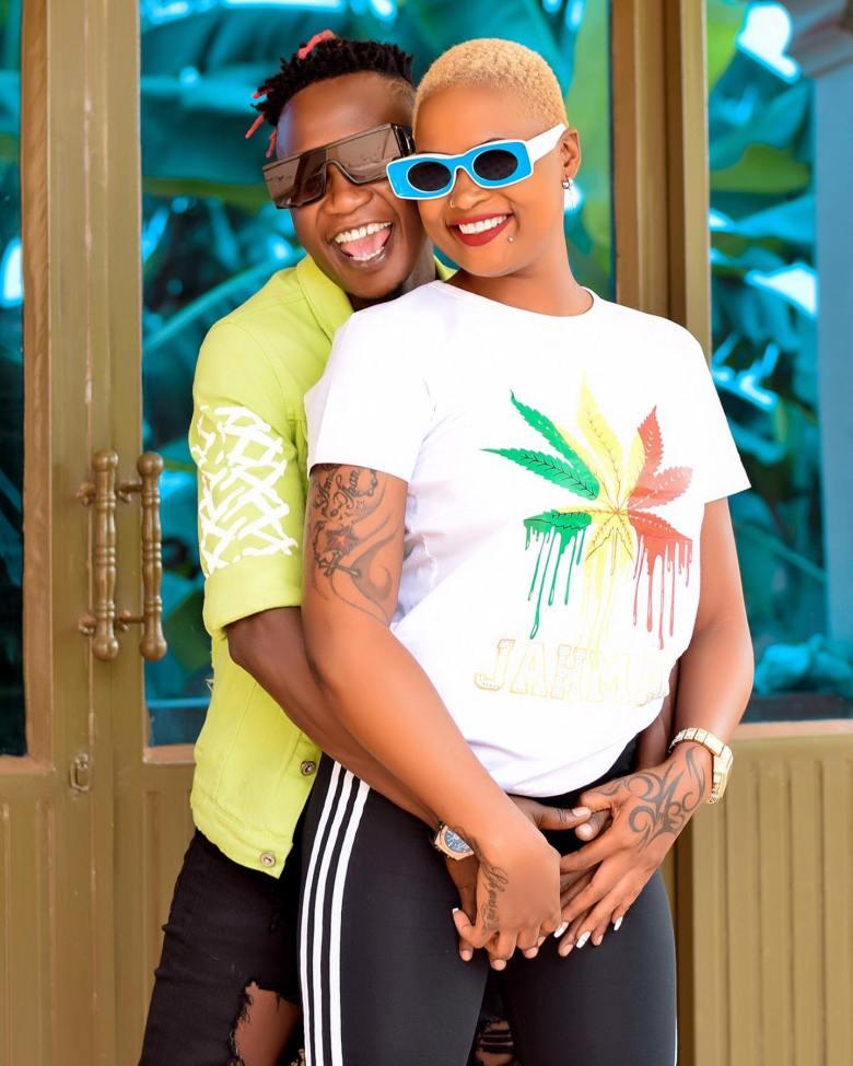 Kabako and lover