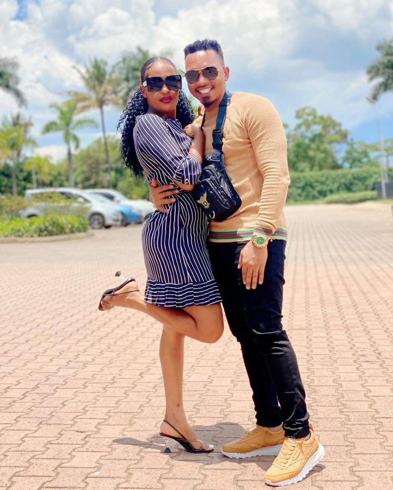 Exodus pours heart out as girlfriend celebrates birthday