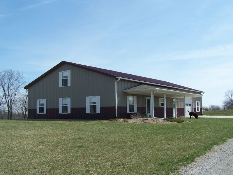 All You Need To Know About Steel Building Homes And Why