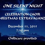 ONE SILENT NIGHT CHOIR CONCERT