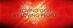 Love God By Loving People