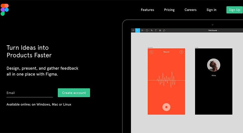 Figma: Senkronize, Ekip Odaklı Arayüz Tasarım ve Prototipleme Aracı