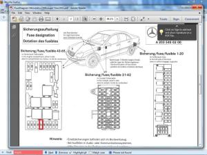 2007 Mercedes C230 Fuse Box Diagram  Wiring Data