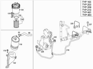 MERCEDES SPRINTER FUEL FILTER REPLACEMENT  Auto Electrical Wiring Diagram