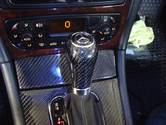 C55 Carbon Fiber Interior Trim Forums