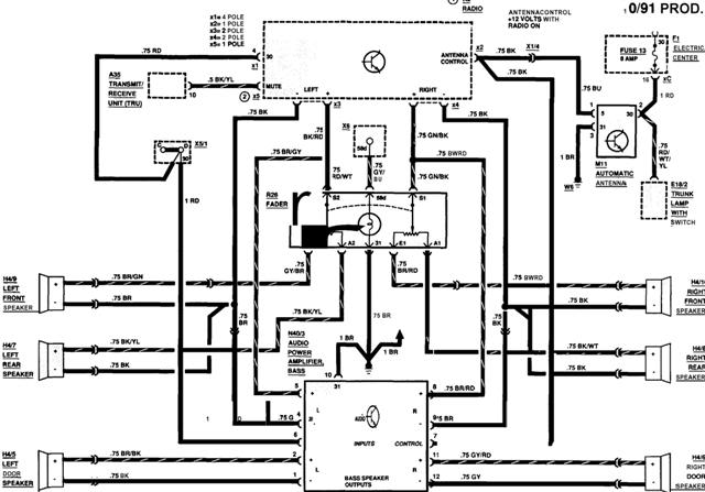 206079d1301034092 w124 factory radio wiring schematics activebass?resize=640%2C447&ssl=1 w124 wiring diagram wiring diagram mercedes w124 wiring diagram at aneh.co