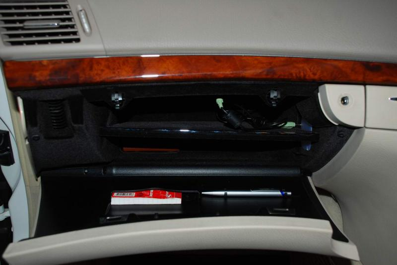 Missing Glove Box Bottom Cover Forums