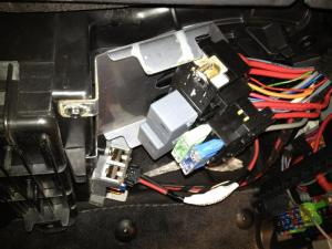 ML 270 ELECTRIC HEATER DENSO AA0134100150 | MercedesBenz