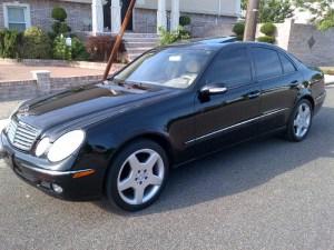 2003 Mercedes Benz E320 with AMG Wheels $9500  MBWorld