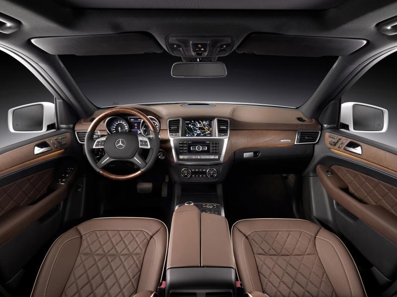 Aston Martin Interior