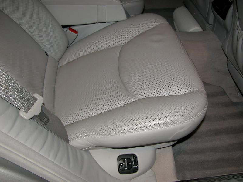 Rear Seat Control Retrofit Forums