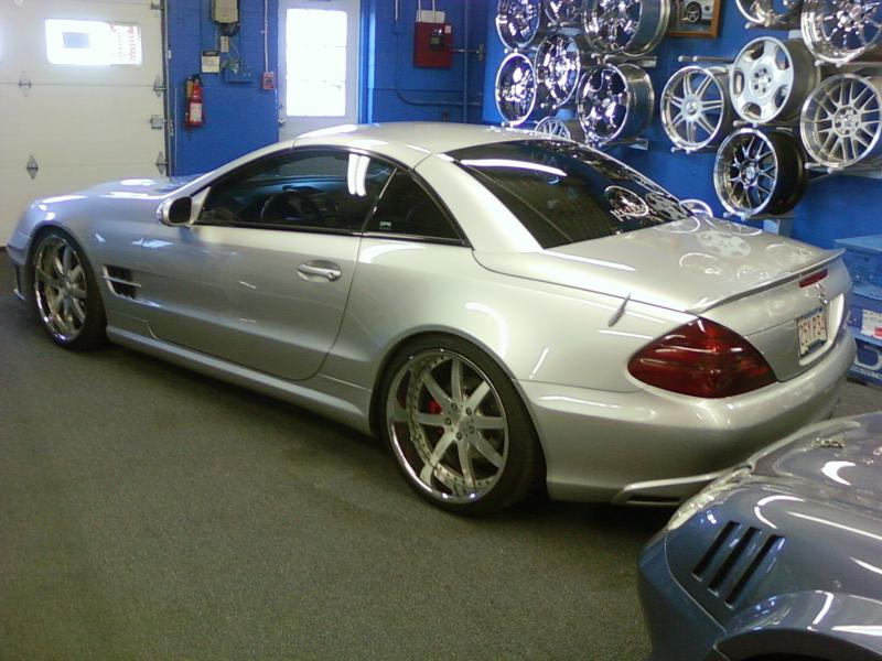 Benz Body Kit Mercedes