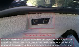Have Trunk Soft Close  Trunk Assist problems Here is how to fix DIY  MBWorld Forums
