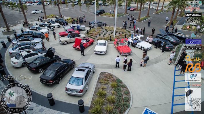 Mercedes Long Beach >> Mercedes Fiesta At Cinco De Benzo In Long Beach Mbworld