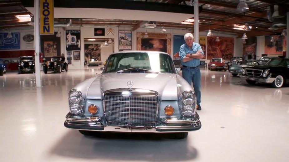 Jay Leno 1971 Mercedes 280 SE