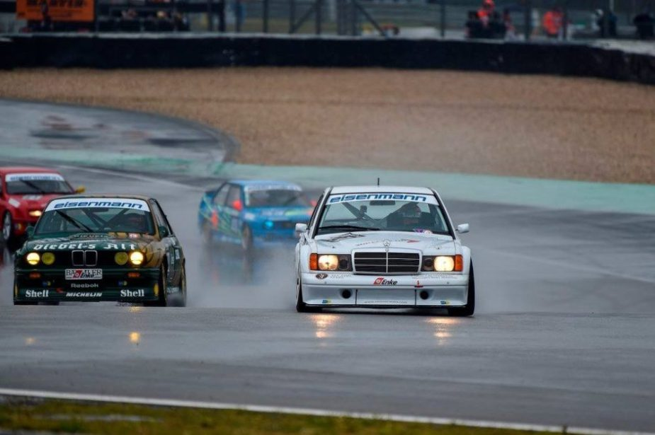 Mercedes Touring Cars