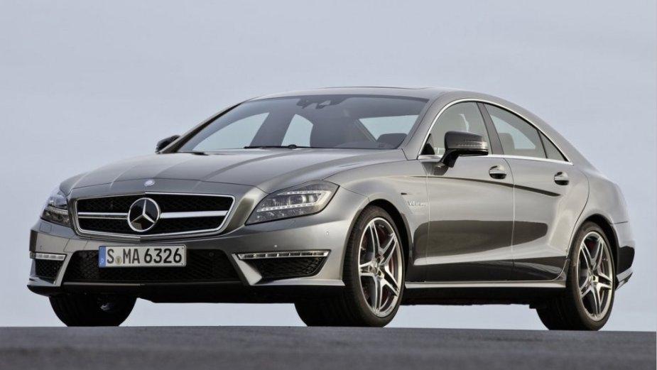 Mercedes-Benz W218 CLS63