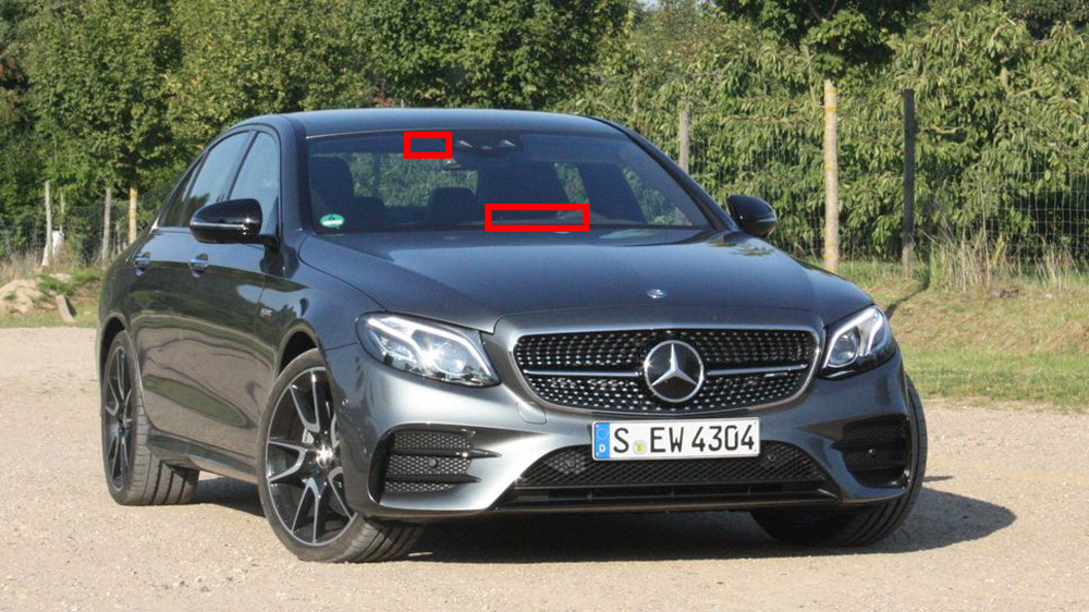 Does The Mercedes-Benz Acoustic Package Block Your Radar