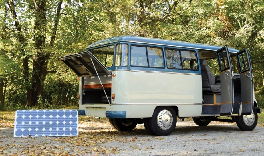 Mercedes Makes a Much Cooler Microbus - MBWorld