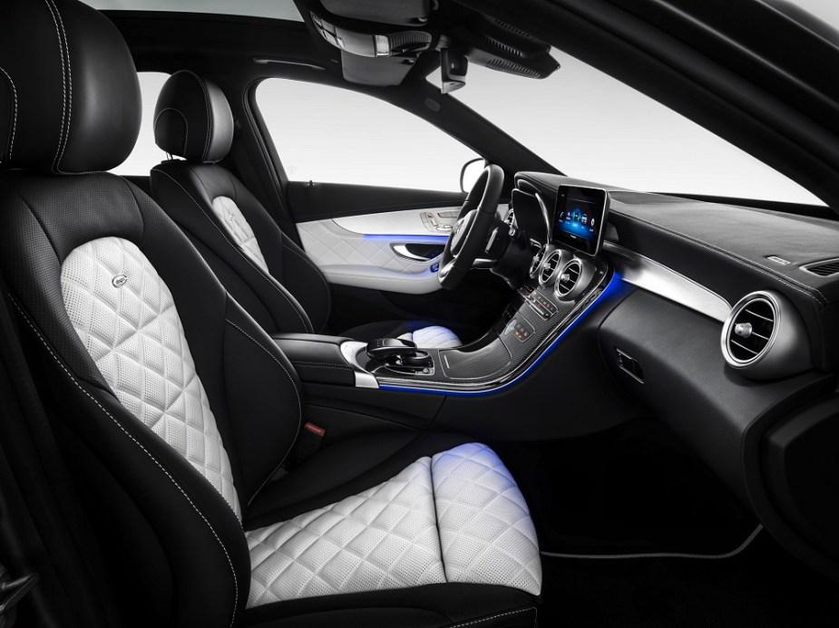 MBWorld.org 2019 Mercedes-Benz C-Class Sedan Details Specs Info Announced