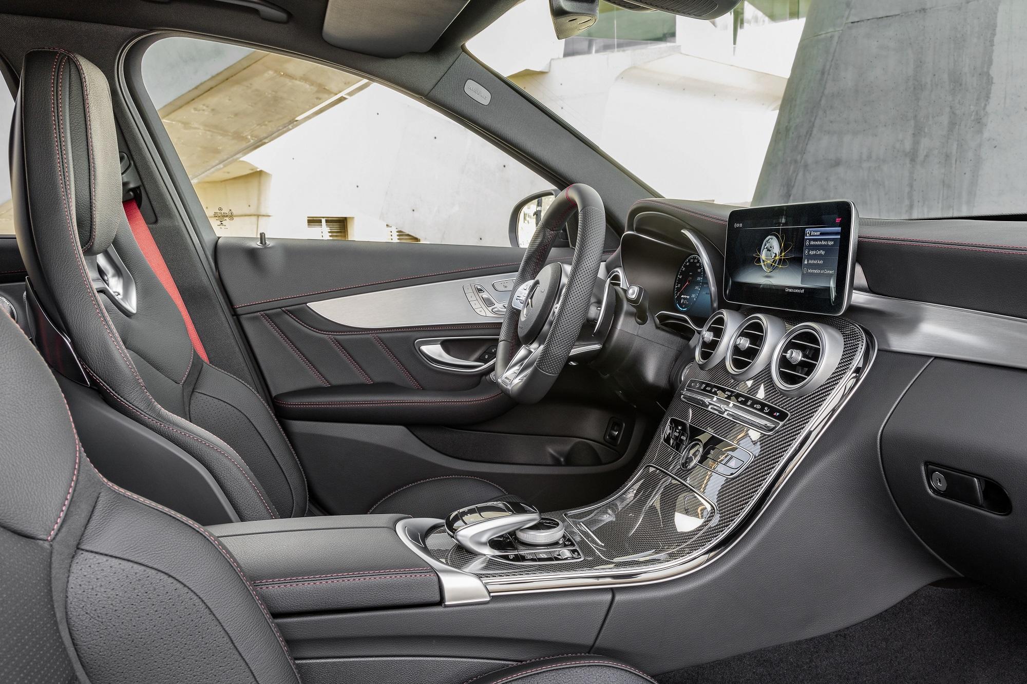 MBWorld.org Mercedes-Benz Mercedes-AMG AMG 2019 C43 Sedan