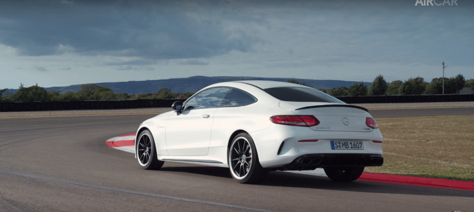 2019 Mercedes-Benz C63 AMG S Coupe