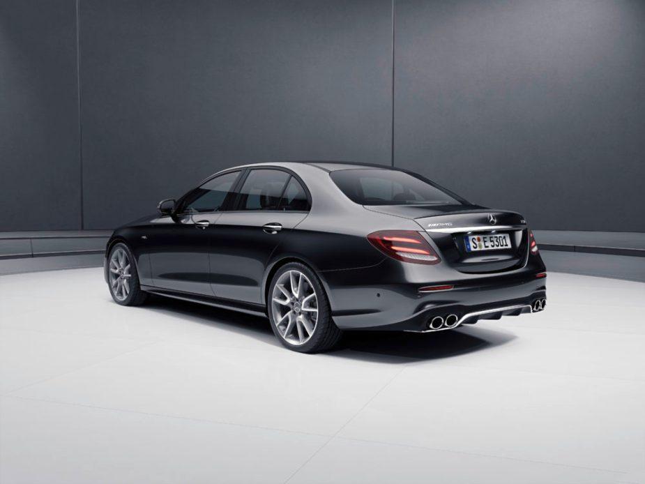 2019 Mercedes-AMG E53 Sedan