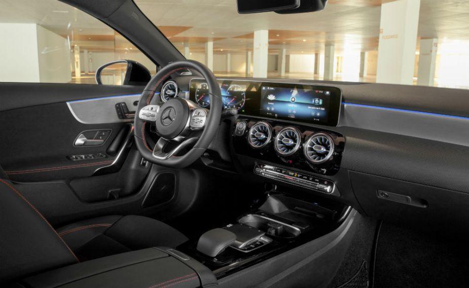 2019 Mercedes-Benz A-Class