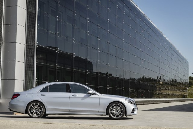 mbworld.org Self-Driving Mercedes-Benz Rideshare Program in Silicon Valley