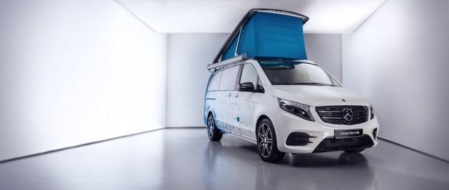 Mercedes-Benz Concept Marco Polo camper