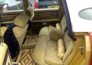 Mercedes V12 Lincoln Continental