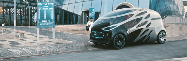 mbworld.org Mercedes-Benz Vision URBANETIC Concept