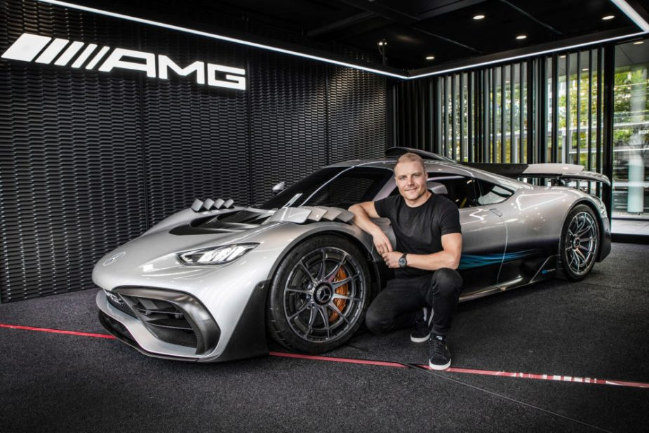 Amg One Replaces Mercedes Project One Name Mbworld
