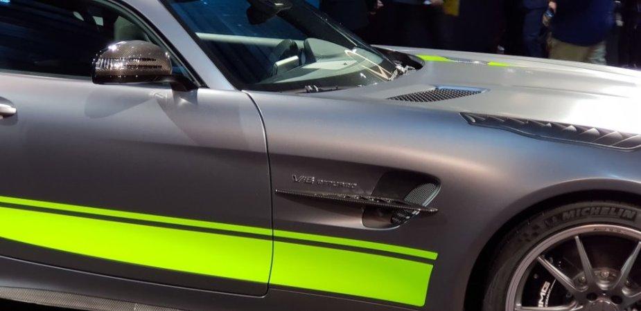 Mercedes-Benz AMG GT R Pro Vent