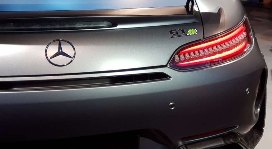 Mercedes-Benz AMG GT R Pro Taillight